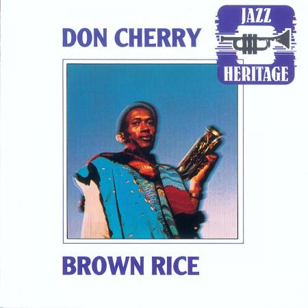Don Cherry: Brown Rice - BluRay Audio