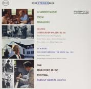 Rudolf Serkin, Leon Fleisher, Benita Valente: Chamber Music from Marlboro - Plak