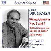 Druckman: String Quartets Nos. 2 and 3 - CD