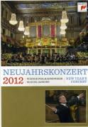 Mariss Jansons, Wiener Philharmoniker: New Year's Concert 2012 - DVD