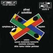 Stefan Parkman, UAK, Stockholm Sinfonietta, Okko Kamu: Schnittke - Symphony No.4 - CD