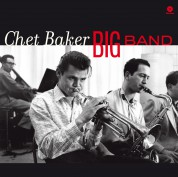 Chet Baker: Big Band - Plak