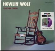 Howlin' Wolf: Rockin' Chair + 4 Bonus Tracks! Limted Edition in Transparent Purple Virgin Vinyl. - Plak