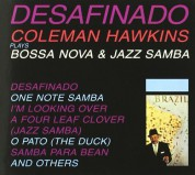 Major Holley, Coleman Hawkins: Desafinado - CD