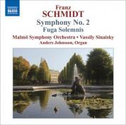Vassily Sinaisky: Schmidt, F.: Symphony No. 2 / Fuga Solemnis - CD