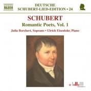 Schubert: Lied Edition 24 - Romantic Poets, Vol. 1 - CD