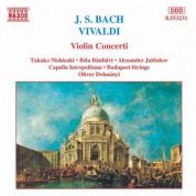 Bach, J.S. / Vivaldi: Violin Concertos - CD