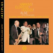 Coleman Hawkins, Roy Eldridge, Johnny Hodges: Hawkins! Eldridge! Hodges! Alive!/Alive! At the VI - CD