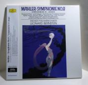 Leonard Bernstein, Wiener Philharmoniker: Mahler: Symphony No 8 - Plak