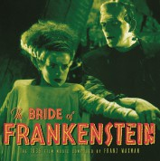 Franz Waxman: OST - Bride Of Frankenstein - Plak