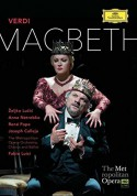 Željko Lučić, René Pape, Anna Netrebko: Verdi: Macbeth - DVD