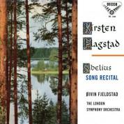 Kirsten Flagstad (voc), London Symphony Orchestra, Øivin Fjeldstad: Sibelius Song Recital - Plak