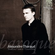 Alexandre Tharaud - baroque - CD