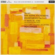 Stuttgarter Kammerorchester, Karl Münchinger: Mozart: Eine kleine Nachtmusik - Plak
