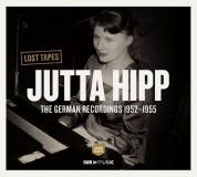 Jutta Hipp: The German Recordings 1952-1955 - CD