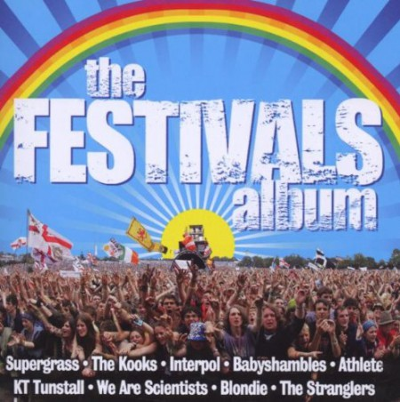 Çeşitli Sanatçılar: The Festivals Album - CD