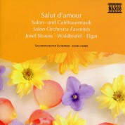 Schwanen Salon Orchestra: Salut D'Amour - Salon Orchestra Favorites - CD