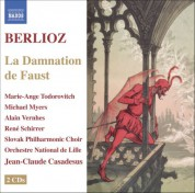 Berlioz: Damnation De Faust (La) (The Damnation of Faust) - CD
