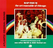 Art Ensemble of Chicago: Bap Tizum (Live at Ann Arbor) - CD