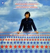 André Previn: Rhapsody in Blue, An American in Paris - Plak