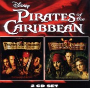 Çeşitli Sanatçılar: OST - Pirates of the Caribbean 1+2 - CD