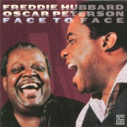 Freddie Hubbard, Oscar Peterson: Face To Face - CD