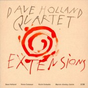 Dave Holland Quartet: Extensions - CD