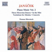 Janacek: In the Mist / Concertino / Variations for Zdenka - CD