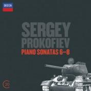 Vladimir Ashkenazy: Prokofiev: Piano Sonatas 6 - 8 - CD