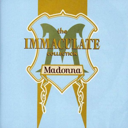 Madonna: The Immaculate Collection - Plak