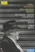 Daniel Barenboim, Staatskapelle Berlin, Zubin Mehta: Daniel Barenboim 70th Birthday Concert - DVD