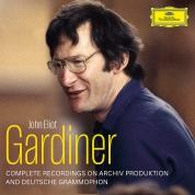 John Eliot Gardiner: Complete Recordings on Archiv Produktion & Deutsche Grammophon - CD