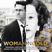 Hans Zimmer, Martin Phipps: OST - Woman In Gold - Plak