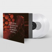 Arctic Monkeys: Live at the Royal Albert Hall (Clear Vinyl) - Plak