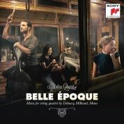 Galatea Quartet: Belle Epoque - CD