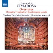 Alessandro Amoretti: Cimarosa: Overtures, Vol. 1 - CD
