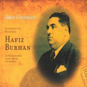 Hafız Burhan - Aşkın Gözyaşları - CD