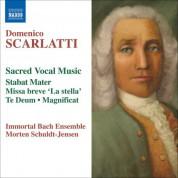 Morten Schuldt-Jensen: Scarlatti, D.: Stabat Mater / Missa Breve,