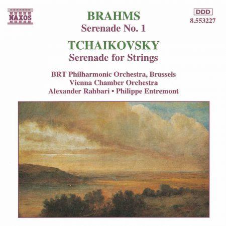 Brahms: Serenade No. 1 / Tchaikovsky: Serenade for Strings - CD