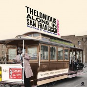 Thelonious Monk: Alone In San Francisco - Plak