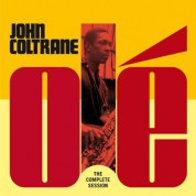 John Coltrane: Olé Coltrane - The Complete Session + 4 Bonus Tracks - CD