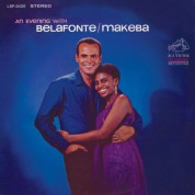Harry Belafonte, Miriam Makeba: An Evening with Belafonte / Makeba - Plak