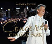 Andrea Bocelli: Concerto: One Night In Central Park - CD