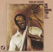 Ray Brown: Soular Energy - CD