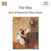 Fur Elise - Romantic Piano Music - CD