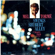 Mel Torme: Swings Shubert Alley - Plak