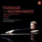Alexandre Tharaud: Rachmaninov: Piano Concerto No. 2 Op. 18 - Plak