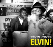 Elvin Jones: Elvin! + Keepin' Up With The Joneses (Artwork By Iconic Photographer William Claxton) - CD