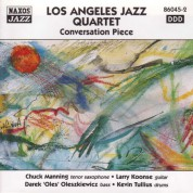 Los Angeles Jazz Quartet: Conversation Piece - CD