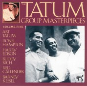 Art Tatum: Tatum Group Masterpieces, Vol. 5 - CD